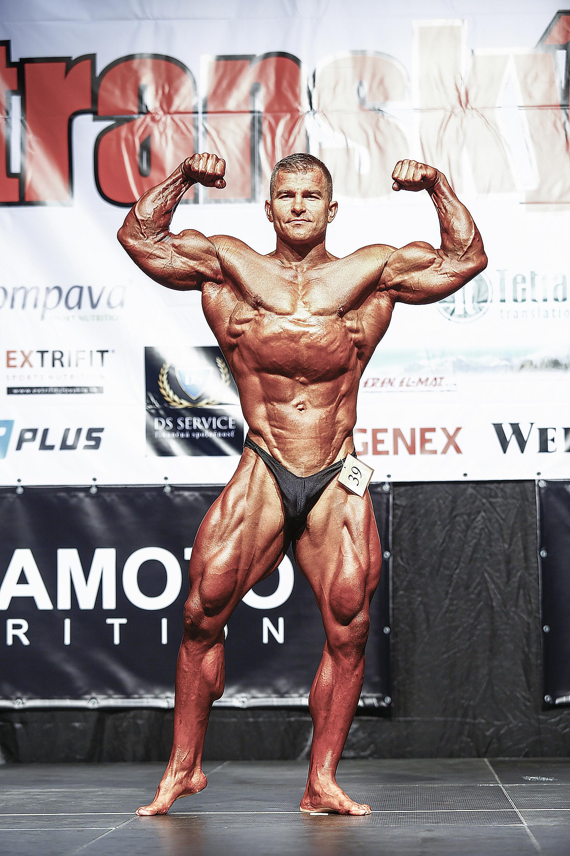 Peter Tatarka v takej forme že až. Foto Ivan Pavlisko