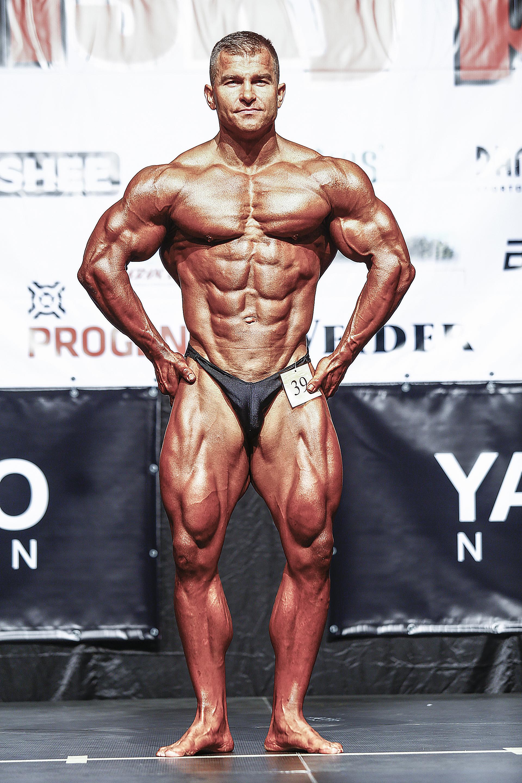 Peter Tatarka v super forme. Foto Ivan Pavlisko
