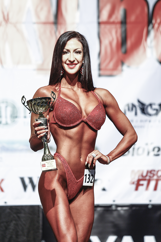 Michaela Pančušková. Foto Ivan Pavlisko