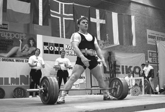 Legendárny Jarmo Virtanen