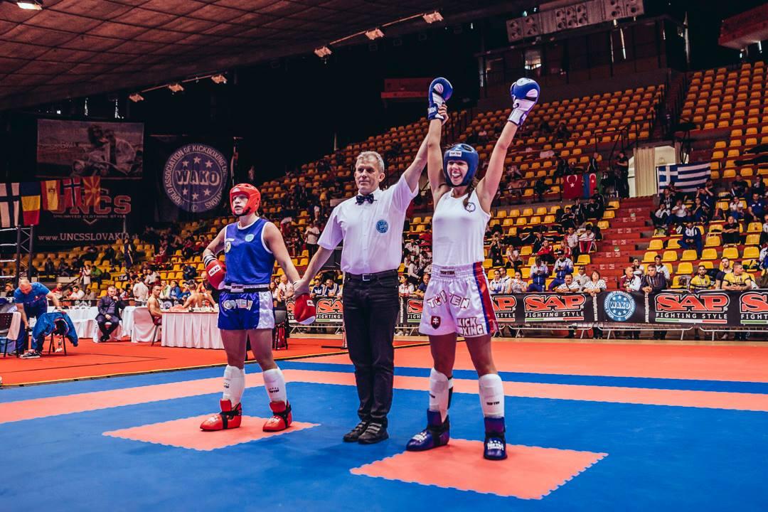 ME WAKO Kickbox Bratislava 2018