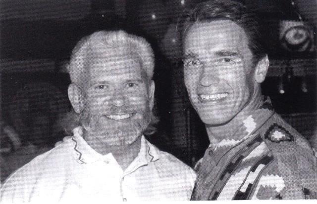 Paul Grant a Arnold Schwarzenegger