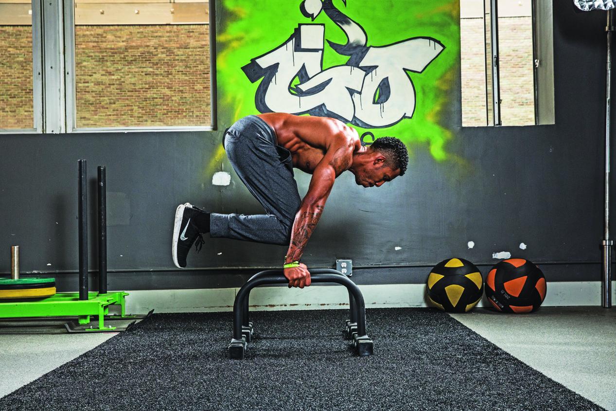 trénink s vlastní váhou