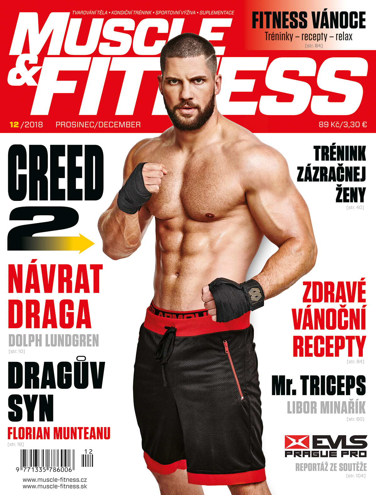 Muscle and Fitness 12/2018