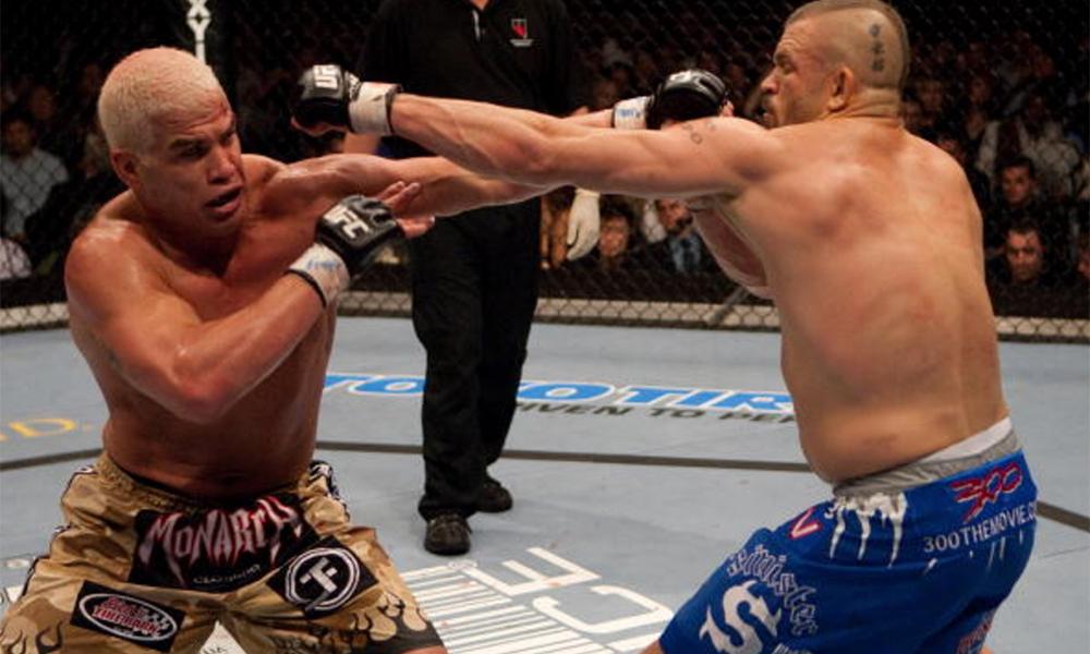 Chuck Liddell vs. Tito Ortiz UFC 47