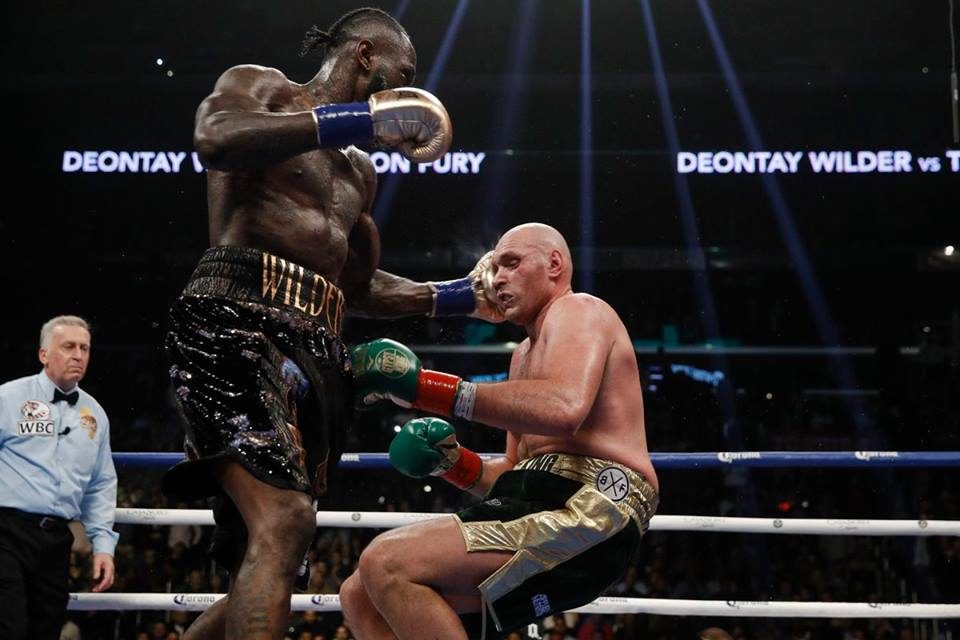 Wilder vs. Fury KO