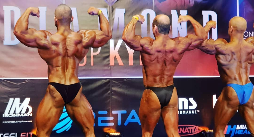 Jakub Šubrt, IFBB Diamond Cup, Kyjev, Ukrajina, 2018