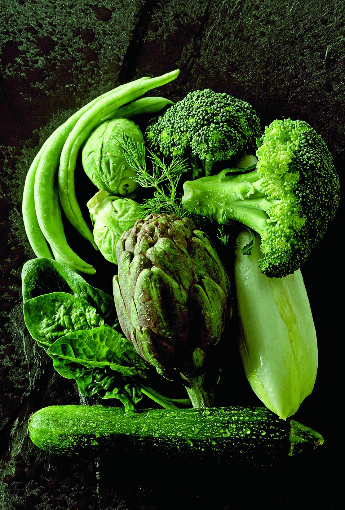 Průvodce zdravými potravinami