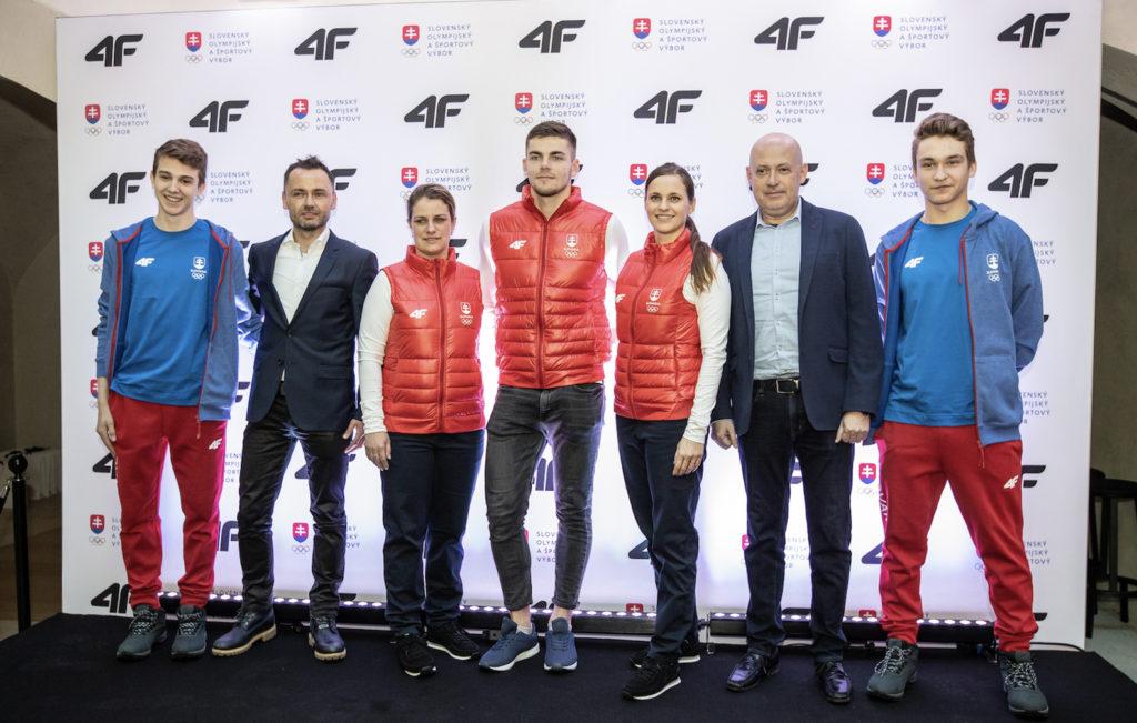 1174ef3691a4 Slovenskí olympionici búdú mať nové oblečenie - Časopis Muscle   Fitness