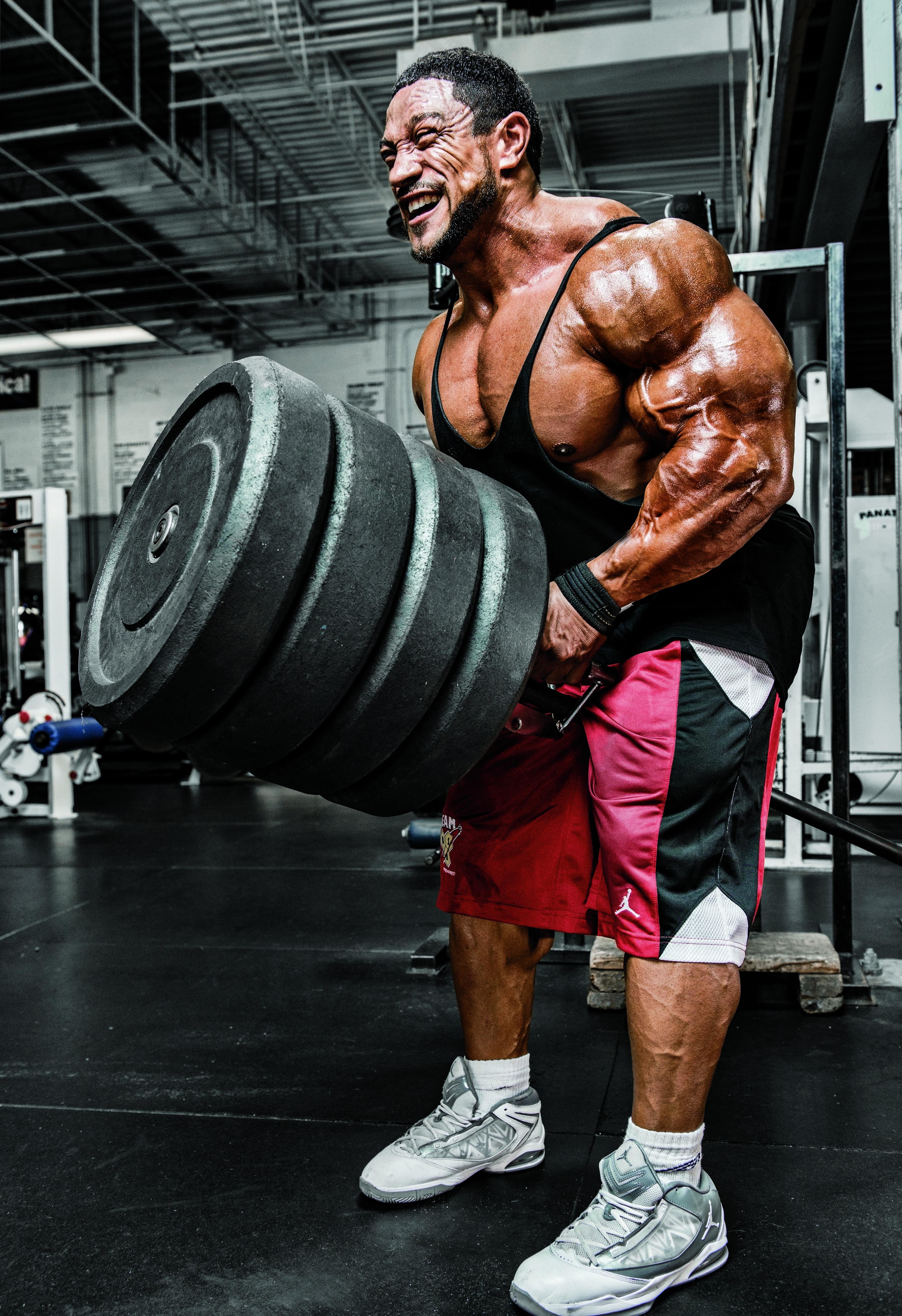 Výživa před tréninkem je nutná.