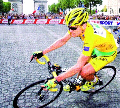 Vítěz cyklistické Tour de France 2006 byl pozitivně testován