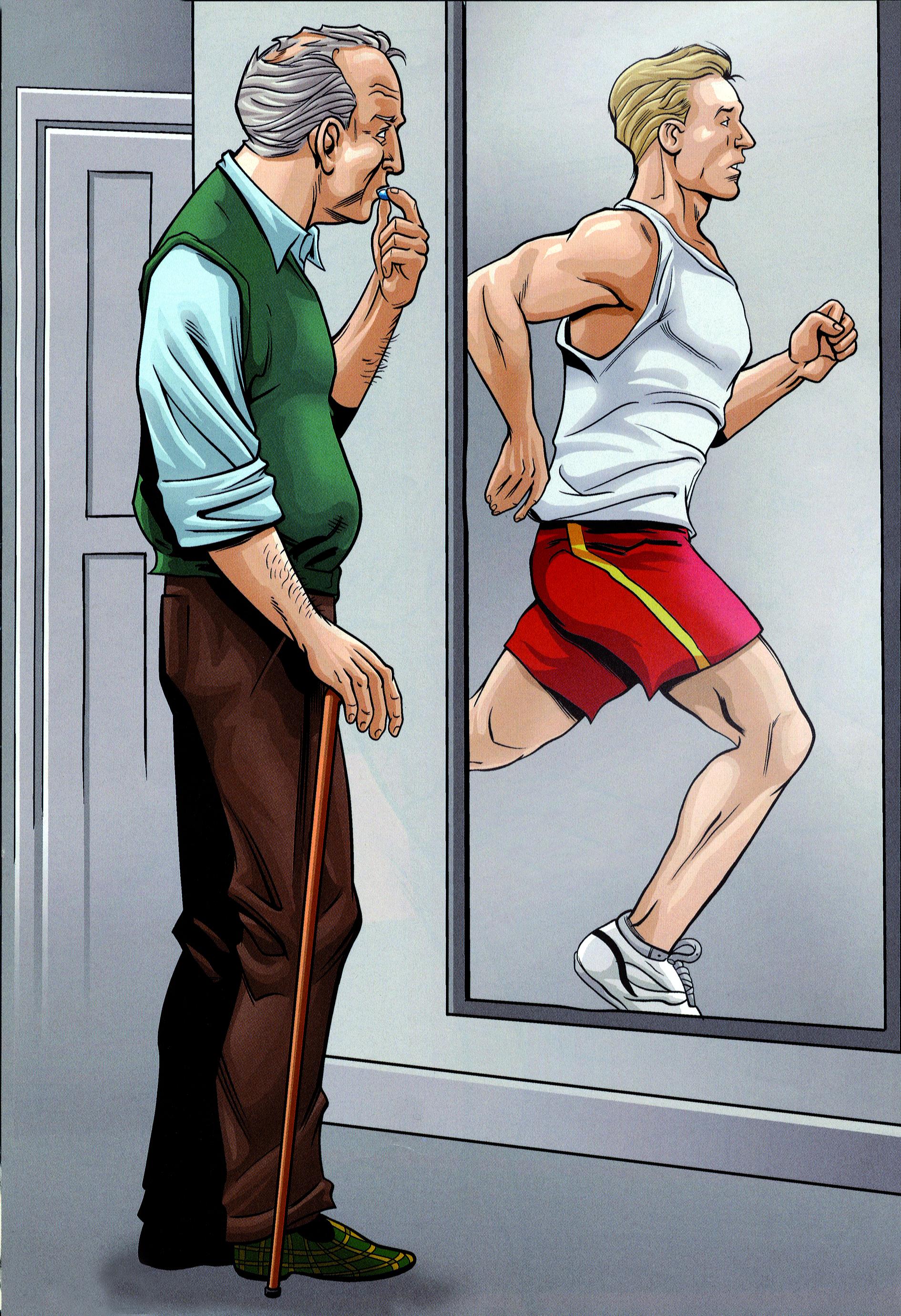 Obrázek k článku Udělá z vás růstový hormon supermany?