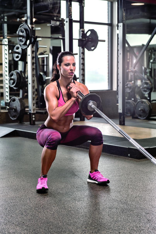 trénin pro ženy - obrázek