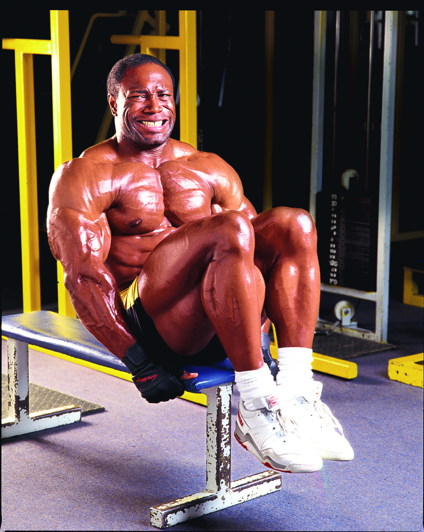 foto Lee Haney