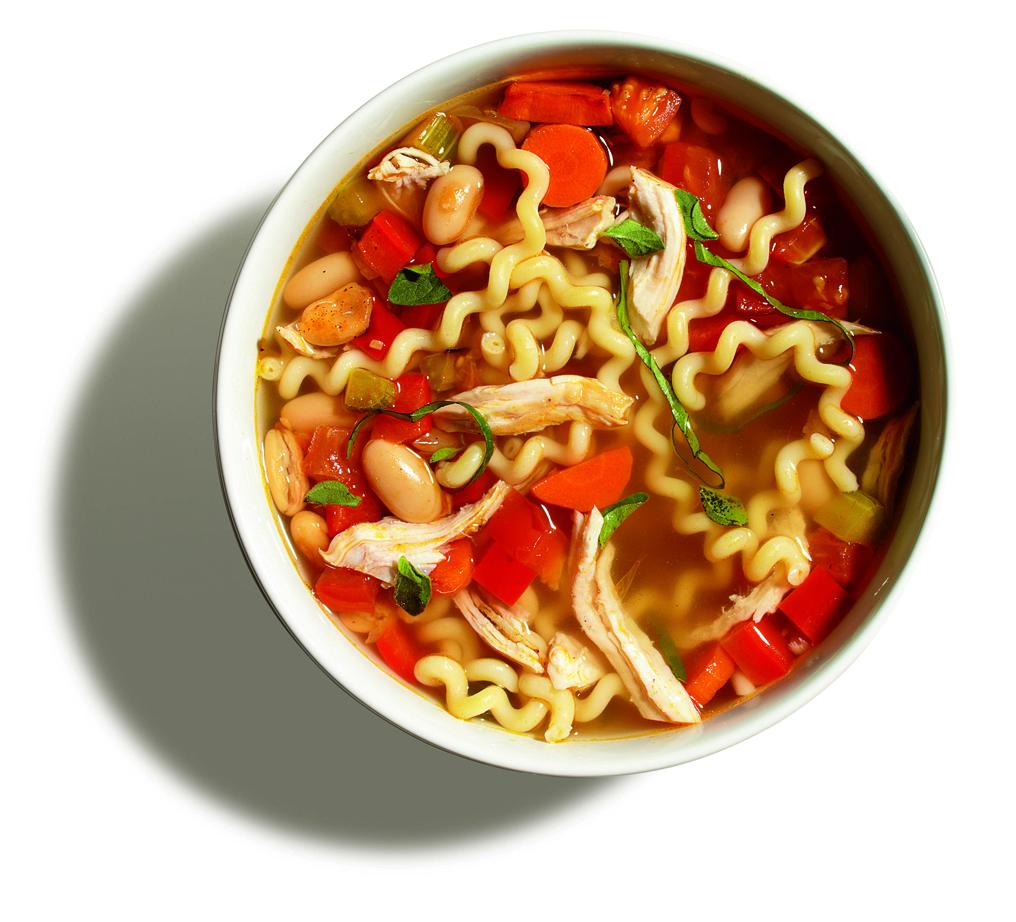 foto těstoviny