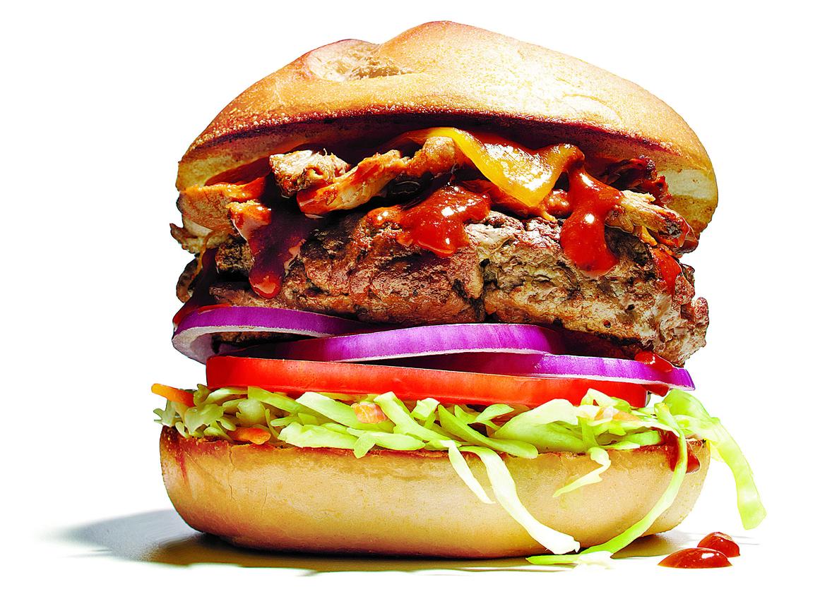 foto burger recept