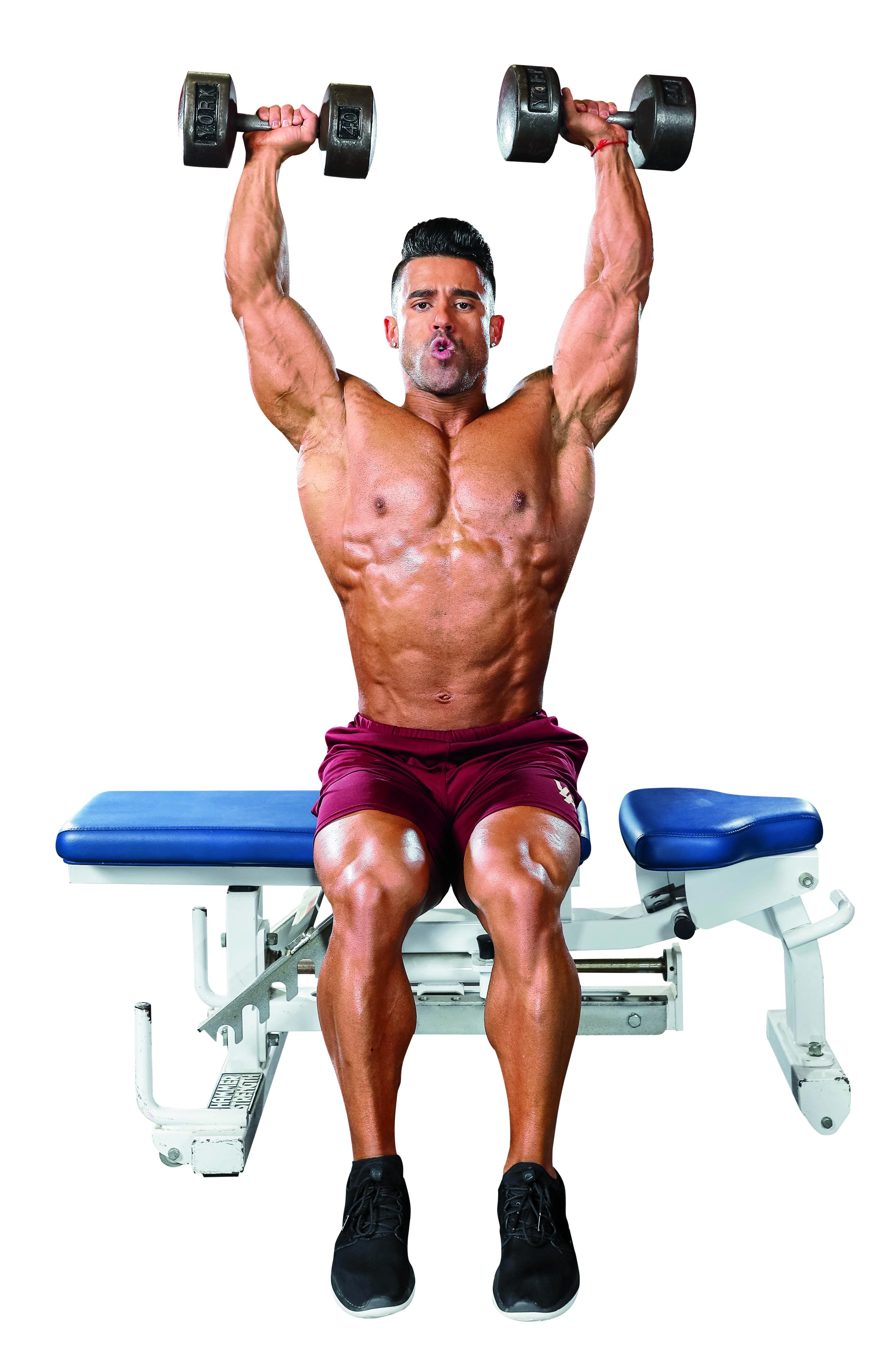 foto arnoldovy tlaky na ramena