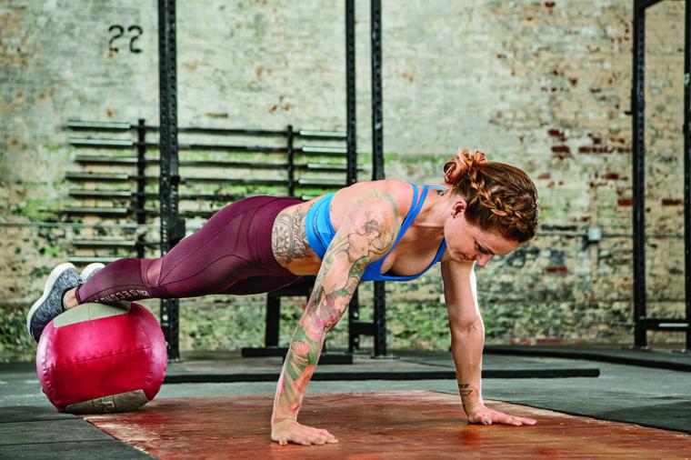 foto trénink ženy