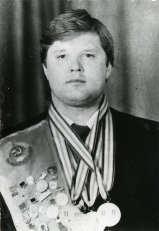 foto VALERIJ KRAVČUK
