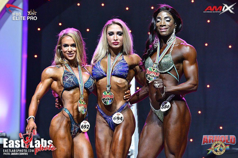 Adela Ondrejovičová Arnold Classic Africa