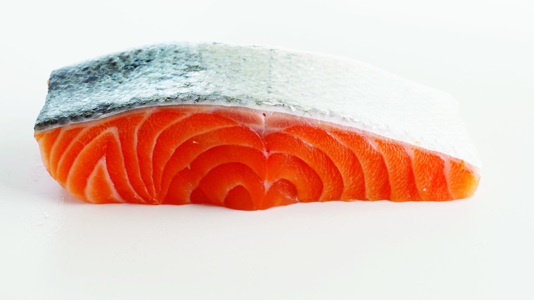 8 klíčových živin pro zdraví - losos