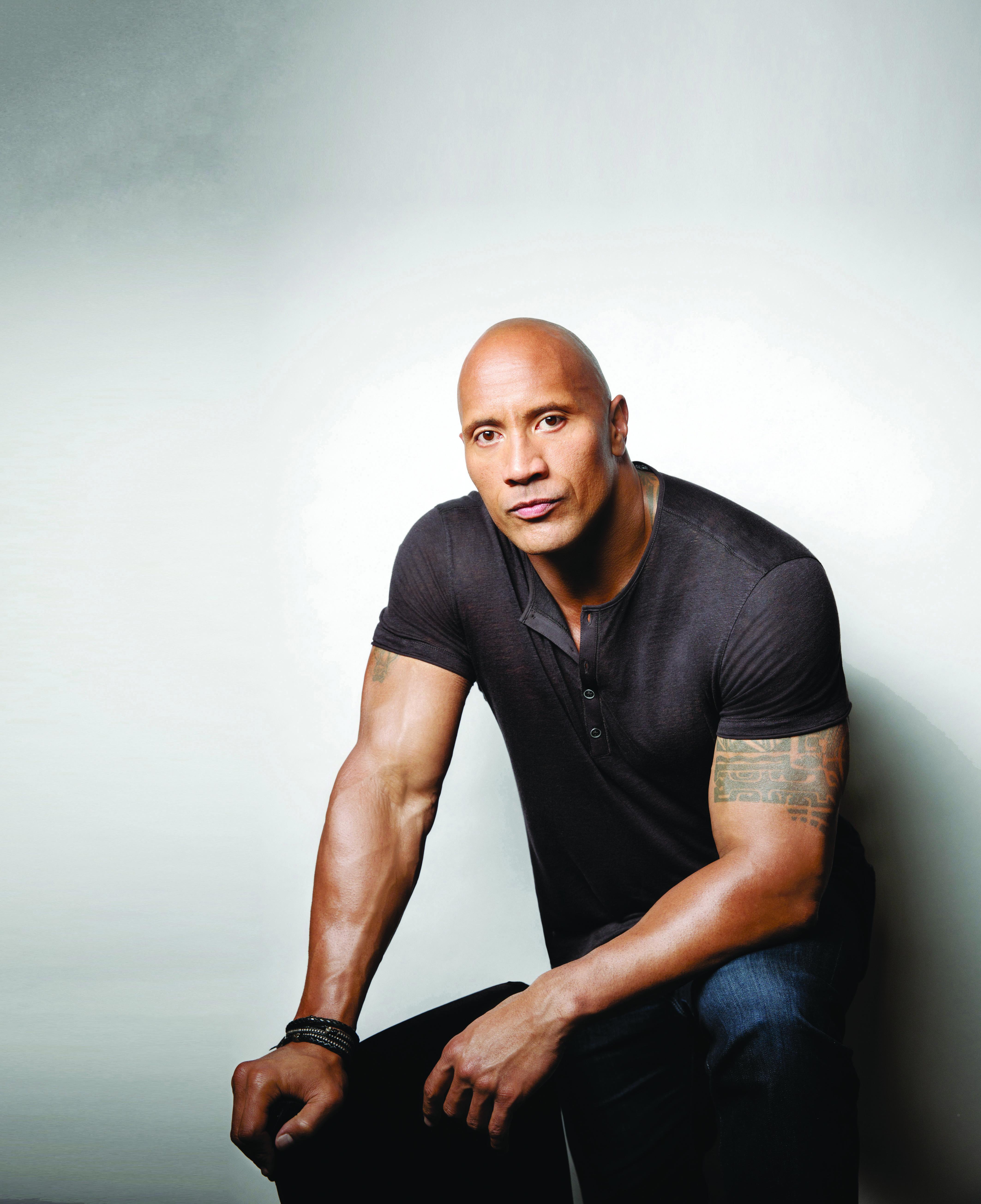 """Jak trénuje Dwayne """"The Rock"""" Johnson?"""