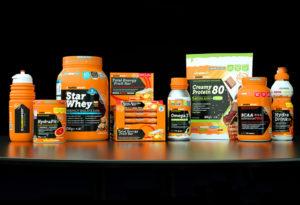 NAMEDSPORT Products