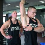 Tréning pod dozorom Borisa Prekopa