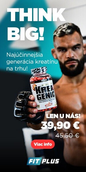 Ivan Buku Buchinger Krea-Genic fitplus.sk