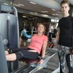 Žofka s Rolandom trénujú v šamorínskom fitcentre x-bionic sphere
