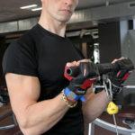 Bicepsové zdvihy so spodnou kladkou