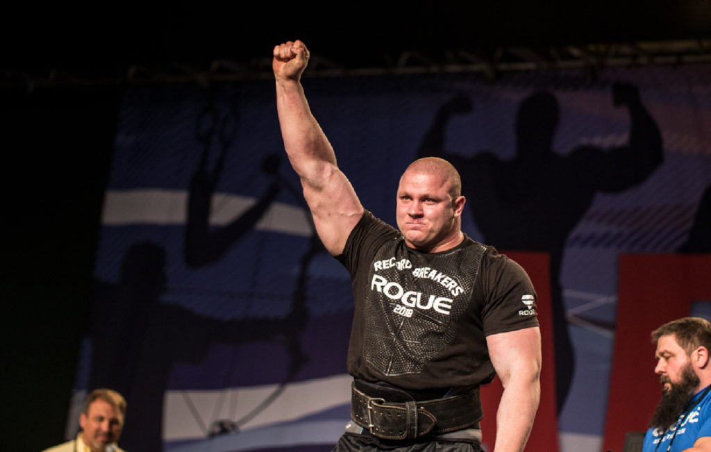 who won the arnold strongman classic 2020