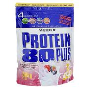 Weider-protein-80-plus-500g