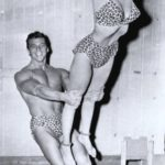 Mickey a Jayne (cca 1956)