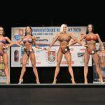 Vítězky kategorií bikiny fitness