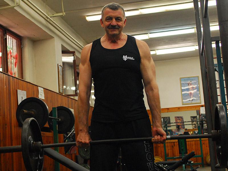 ludo major, posilnovna, muslce and fitness