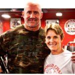 Bev s manželem Stevem Weinbergerem v roce 2000.