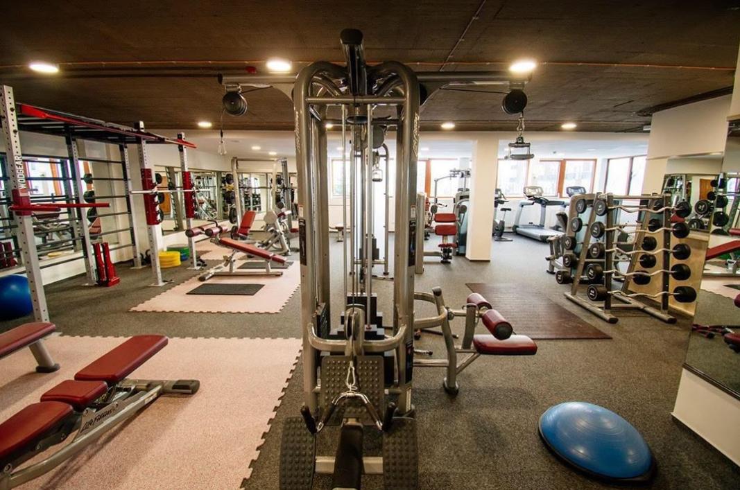 fitko, tatry, fitness centrum, vysoké tatry, fit, činky, hrebienok rezort
