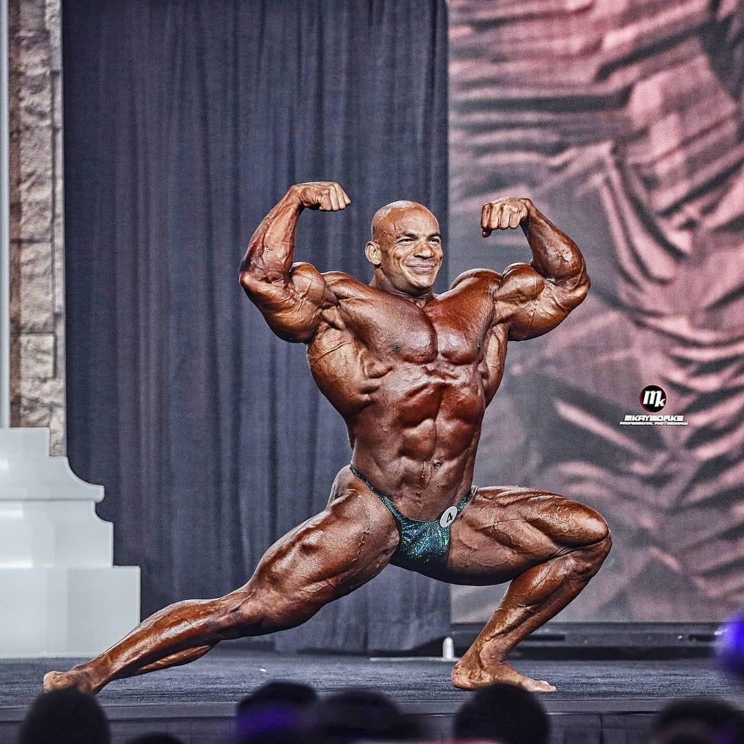 big ramy, olympia, mr olympia, vitaz, bodybuilding, ifbb