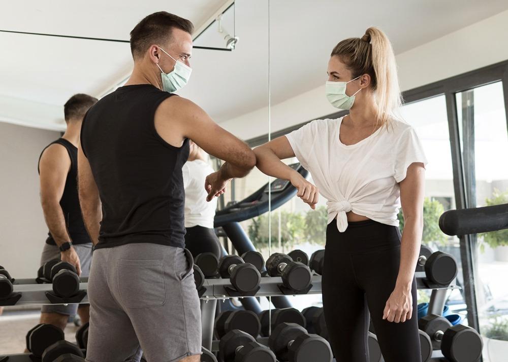 covid, pandemia, koronavirus, fitko, fitness centrum, gym, sport