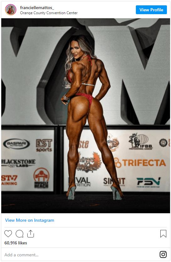 Francielle Matto